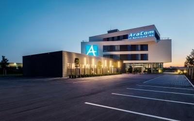 Platz gemacht! AraCom erweitert die Räumlichkeiten für Mitarbeiter und Kunden