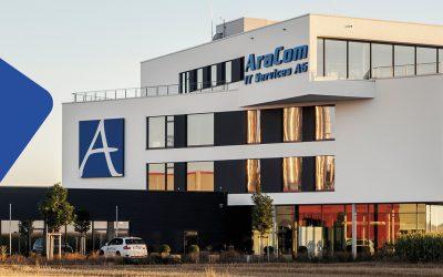 AraCom IT Services AG lädt zum 3. Innovation Day