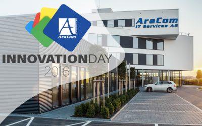 Besucherrekord belegt Erfolg des 3. Innovation Day der AraCom IT Services AG