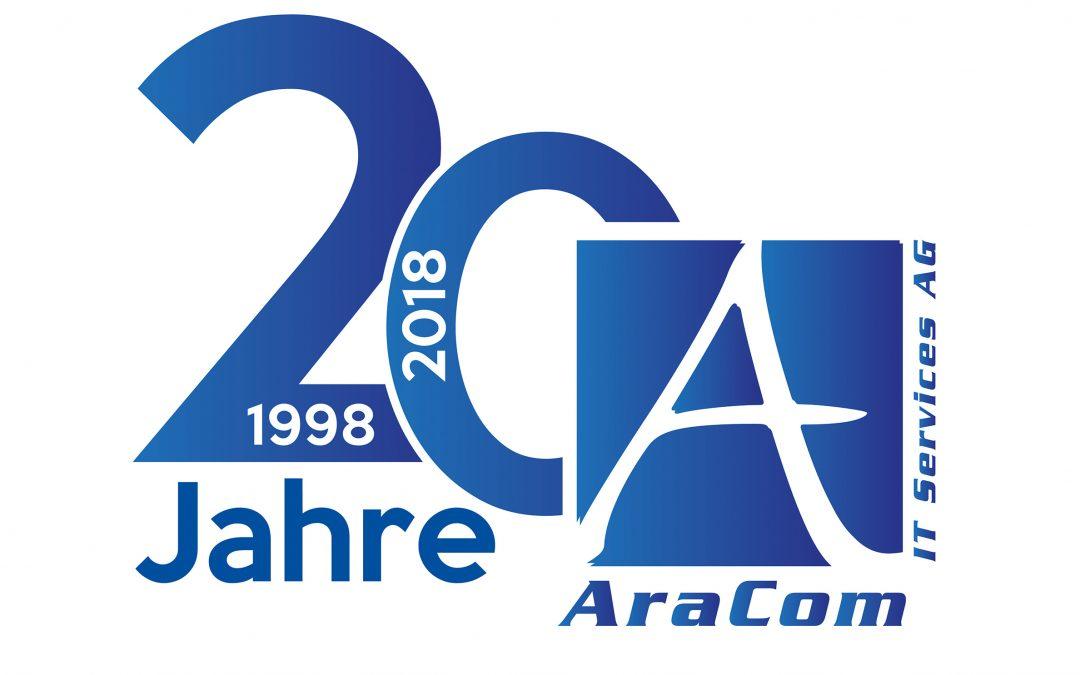 Im Dienste der Software – AraCom feiert 20jähriges Firmenjubiläum