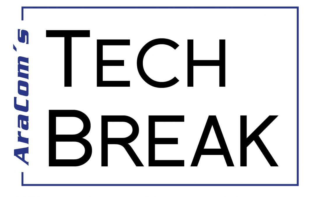 Take a Break – take a TechBreak!
