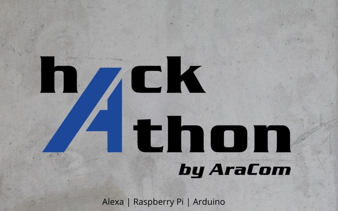 Hackathon by AraCom 2019