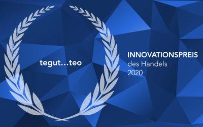 Innovationspreis des Handels 2020: Der Supermarkt der Zukunft tegut…teo überzeugt